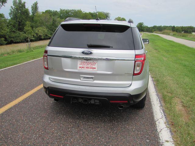 2011 Ford Explorer XLT St. Louis, Missouri 3