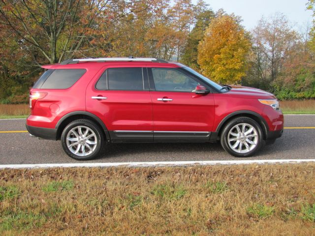 2011 Ford Explorer Limited St. Louis, Missouri 1