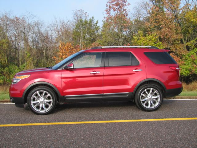 2011 Ford Explorer Limited St. Louis, Missouri 8
