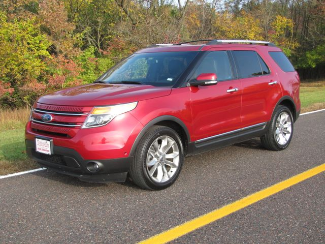 2011 Ford Explorer Limited St. Louis, Missouri 9