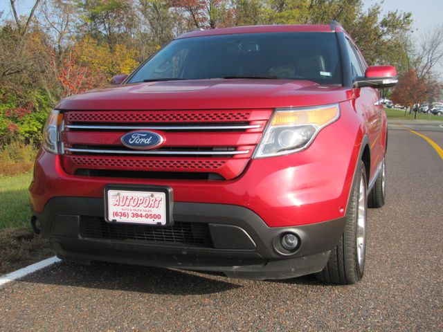 2011 Ford Explorer Limited St. Louis, Missouri 10