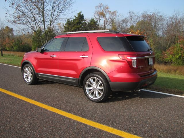 2011 Ford Explorer Limited St. Louis, Missouri 7