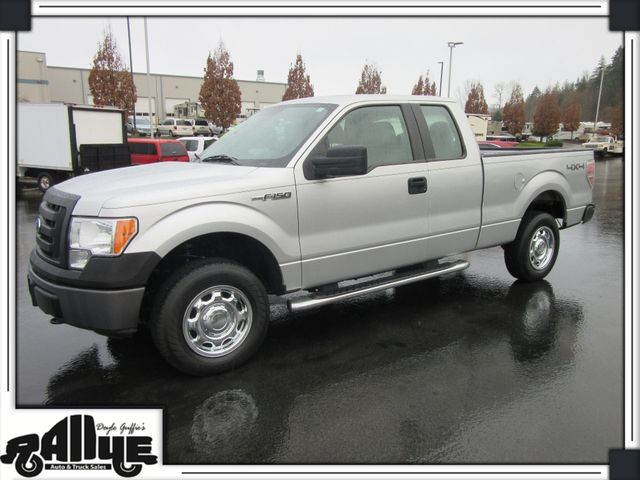 2011 Ford F-150 4WD QUADCAB XL in Burlington, WA 98233