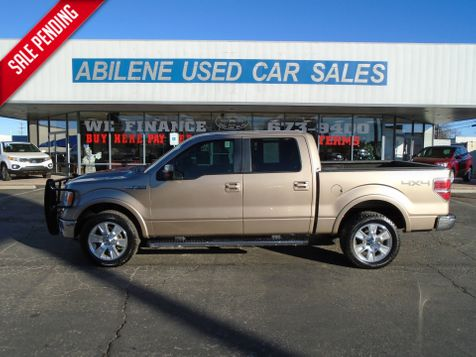 2011 Ford F-150 Lariat in Abilene, TX