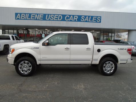 2011 Ford F-150 Platinum in Abilene, TX