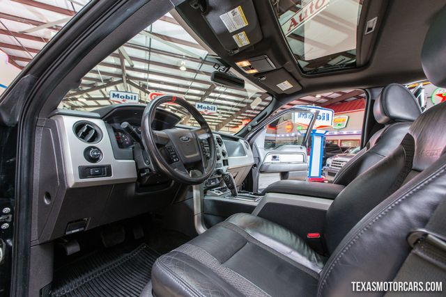 2011 Ford F-150 SVT Raptor 4X4 in Addison, Texas 75001