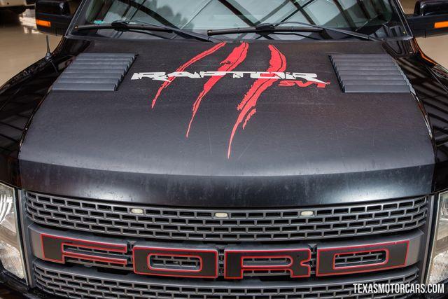 2011 Ford F-150 SVT Raptor 4X4 in Addison Texas, 75001