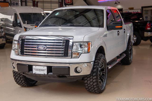 2011 Ford F-150 Lariat 4x4 in Addison, Texas 75001