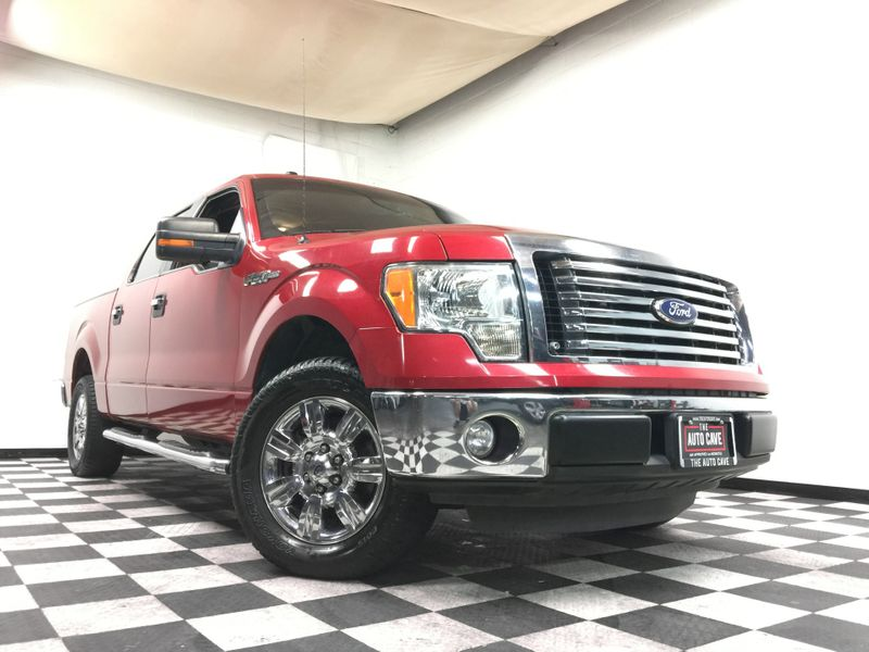 2011 Ford F-150 *XLT SuperCrew 5.5-ft. Bed 2WD*5.0L V8* | The Auto Cave in Addison