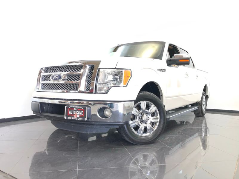 2011 Ford F-150 *Lariat SuperCrew 5.5-ft. Bed 2WD*5.0L V8* | The Auto Cave in Addison