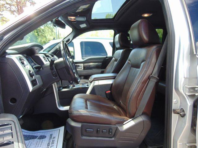 2011 Ford F-150 Platinum Alexandria, Minnesota 5