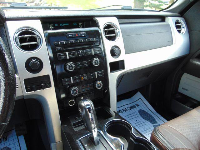 2011 Ford F-150 Platinum Alexandria, Minnesota 7