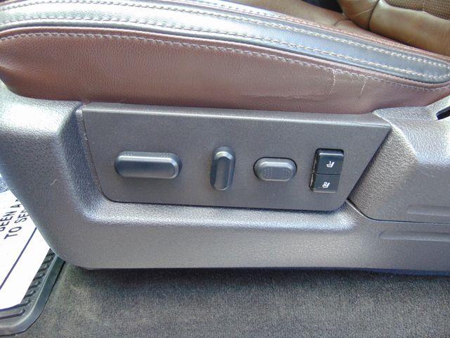 2011 Ford F-150 Platinum Alexandria, Minnesota 16