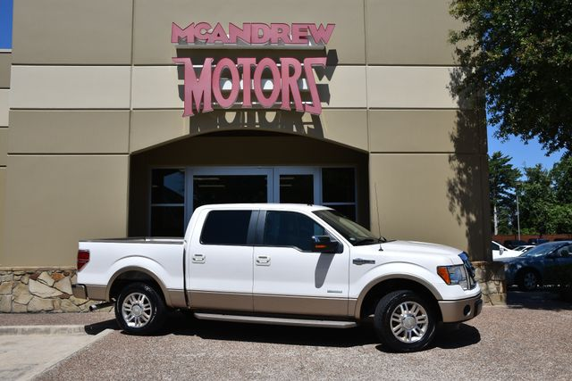 2011 Ford F-150 Crew Cab King Ranch