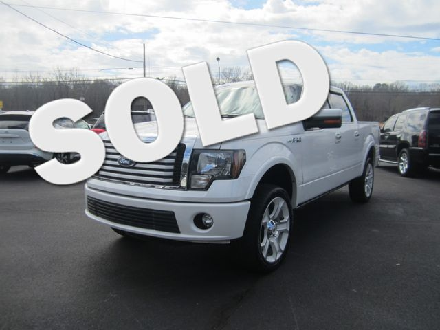 2011 Ford F-150 Lariat Limited Batesville, Mississippi
