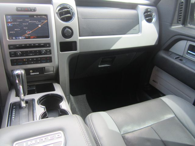 2011 Ford F-150 Lariat Limited Batesville, Mississippi 25