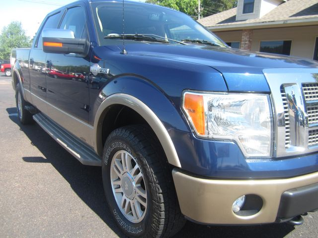 2011 Ford F-150 King Ranch Batesville, Mississippi 8