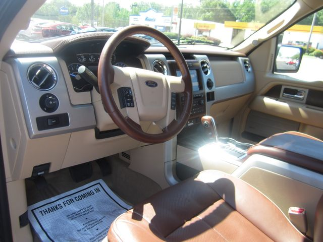 2011 Ford F-150 King Ranch Batesville, Mississippi 20