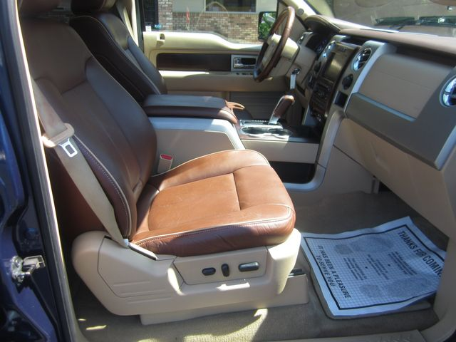 2011 Ford F-150 King Ranch Batesville, Mississippi 35
