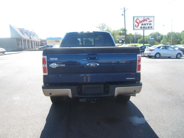 2011 Ford F-150 King Ranch Batesville, Mississippi 5