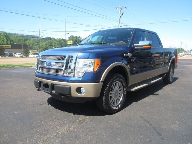 2011 Ford F-150 King Ranch Batesville, Mississippi 2