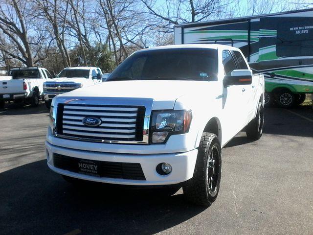 2011 Ford F-150  Limited 4x4 Boerne, Texas 1