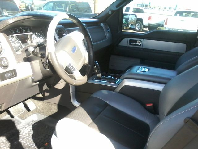 2011 Ford F-150  Limited 4x4 Boerne, Texas 14