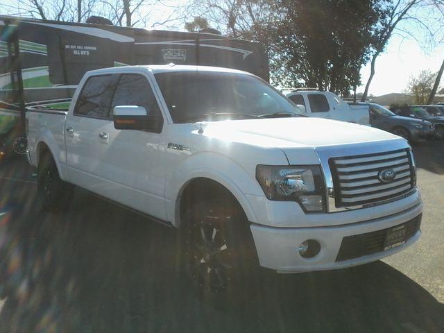 2011 Ford F-150  Limited 4x4 Boerne, Texas 4