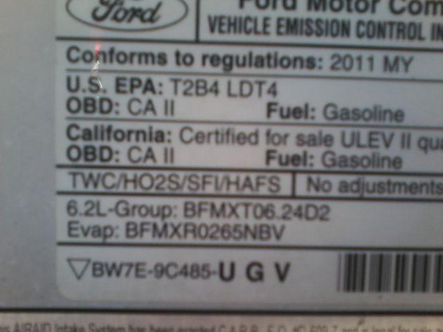 2011 Ford F-150  Limited 4x4 Boerne, Texas 38