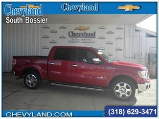 2011 Ford F-150 Lariat in Bossier City LA, 71112