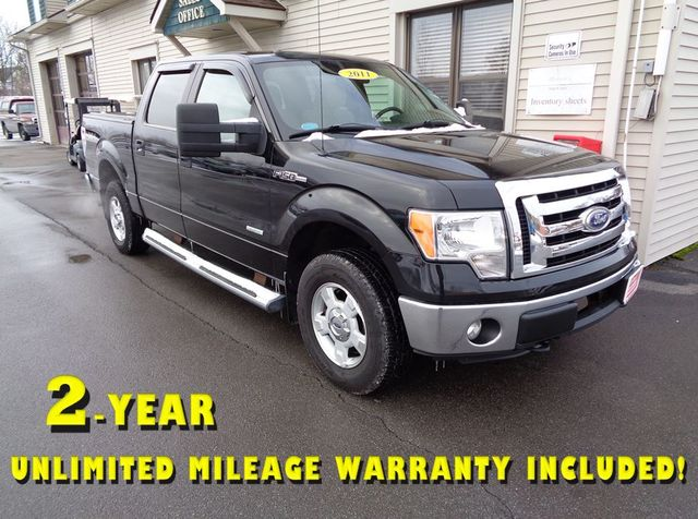 2011 Ford F-150 XLT in Brockport NY, 14420