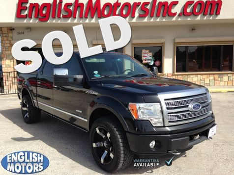 2011 Ford F-150 Platinum in Brownsville, TX