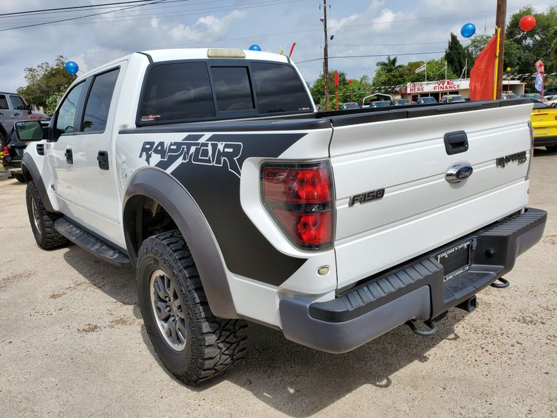 2011 Ford F-150 SVT Raptor  Brownsville TX  English Motors  in Brownsville, TX