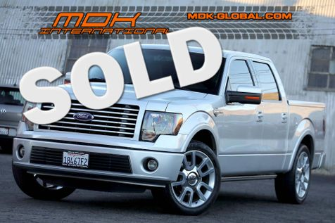2011 Ford F-150 Harley-Davidson - SONY sound - Navigation - Loaded in Los Angeles