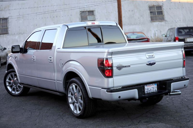 2011 Ford F-150 Harley-Davidson - SONY sound - Navigation - Loaded  city California  MDK International  in Los Angeles, California
