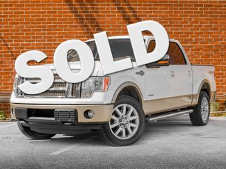 2011 Ford F-150 King Ranch Burbank, CA