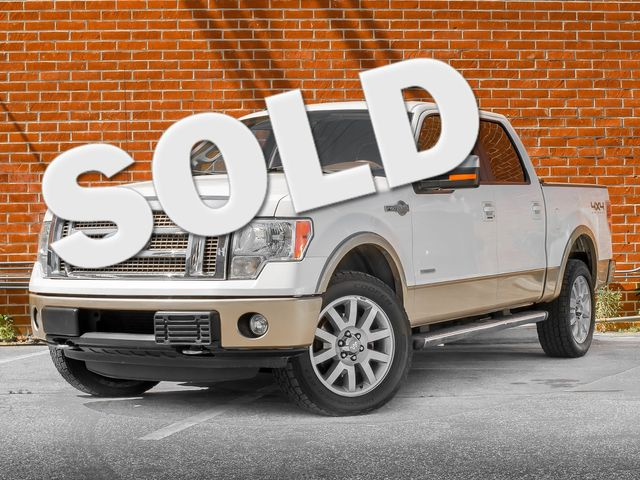 2011 Ford F-150 King Ranch Burbank, CA 0