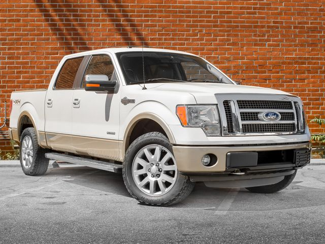 2011 Ford F-150 King Ranch Burbank, CA 1