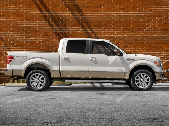 2011 Ford F-150 King Ranch Burbank, CA 4