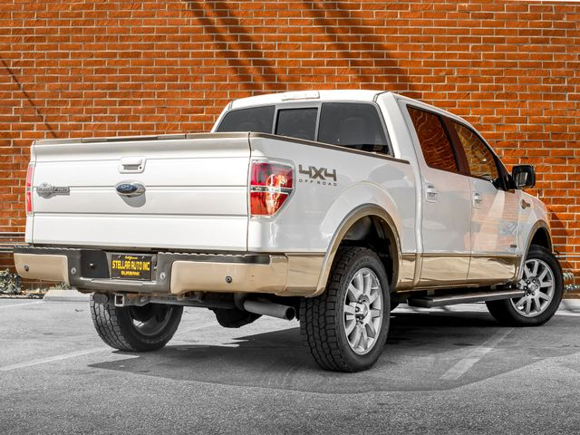2011 Ford F-150 King Ranch Burbank, CA 6