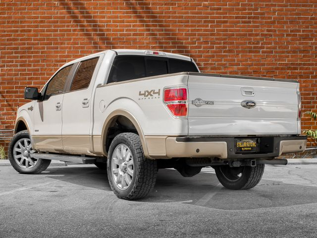 2011 Ford F-150 King Ranch Burbank, CA 7