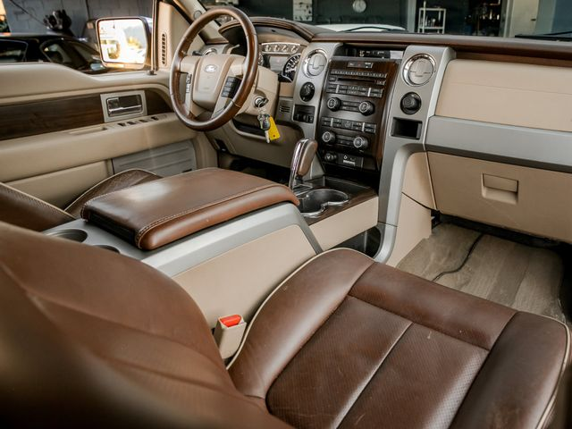 2011 Ford F-150 King Ranch Burbank, CA 9