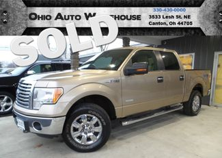 2011 Ford F-150 XLT 4x4 Crew Cab EcoBoost Cln Carfax We Finance | Canton, Ohio | Ohio Auto Warehouse LLC in Canton Ohio