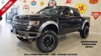 2011 Ford F-150 SVT Raptor 4X4 LIFTED,NAV,BACK-UP CAM,HTD LTH,F... in Carrollton TX, 75006