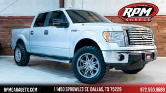 2011 Ford F-150 XLT Lifted with Upgrades in Dallas, TX 75229