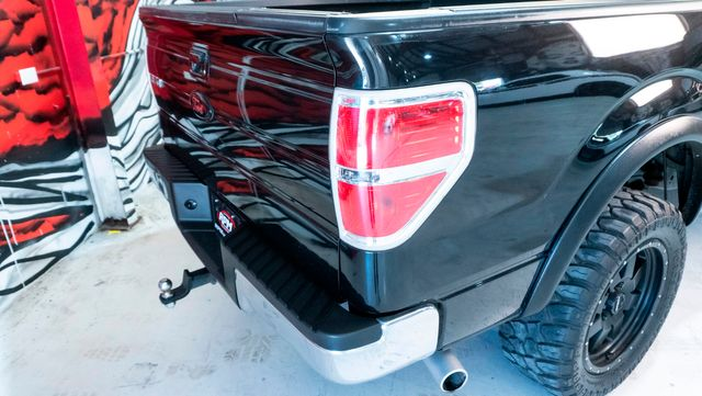 2011 Ford F-150 Lariat Lifted with Upgrades in Dallas, TX 75229