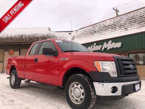 2011 Ford F-150 4X4 in Dickinson, ND