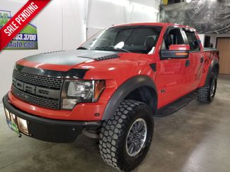 2011 Ford F-150 SVT Raptor Crew 6.2 in Dickinson, ND 58601