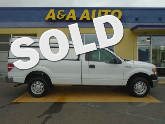 2011 Ford F-150 XL in Englewood, CO 80110