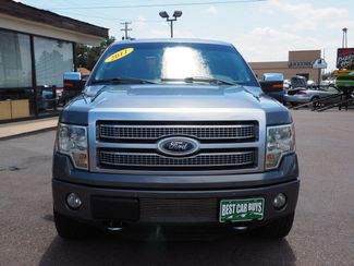 2011 Ford F-150 Platinum Englewood, CO 1